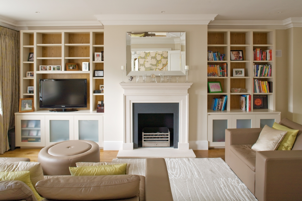 Bespoke Unit | Modern Alcove Units