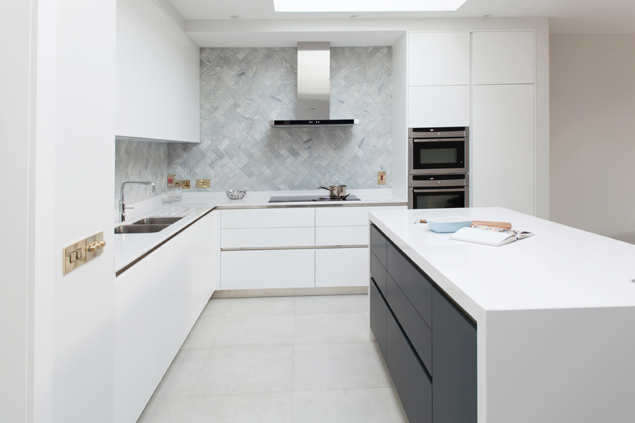 Contemporary Kitchens | Waterloo Road, Dublin