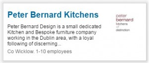Peter Bernard Design Kitchen on LinkedIn