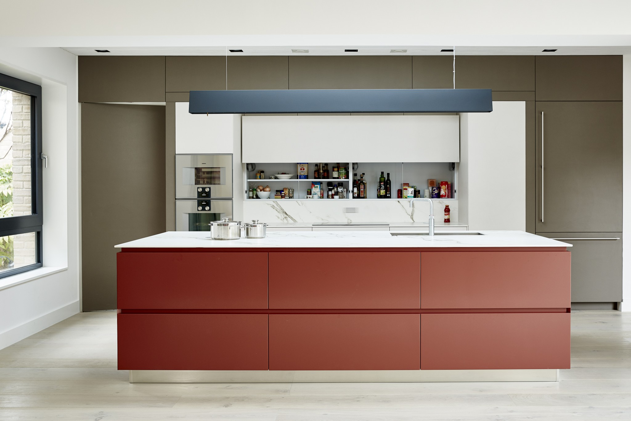 Contemporary Kitchens – Donnybrook, Dublin